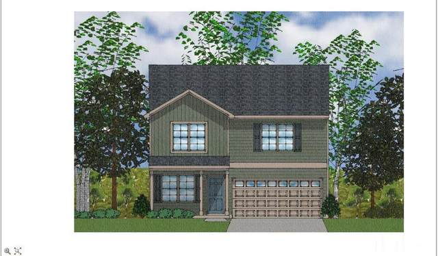 150 Sherrill Place Lane #54, Garner, NC 27529 (#2365970) :: Real Properties