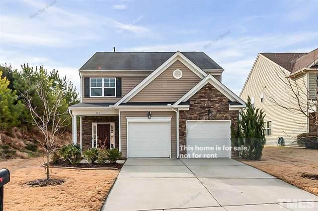 130 Florence Drive, Clayton, NC 27527 (#2365983) :: Saye Triangle Realty