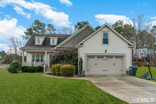 105 Carolina Forest Drive, Goldsboro, NC 27534 (#2365995) :: Real Estate By Design