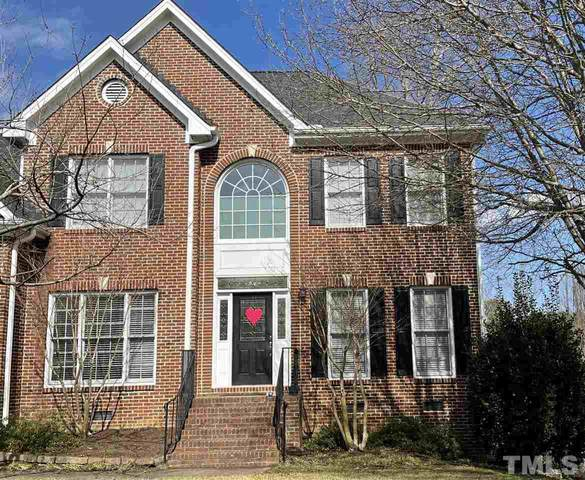 808 Haddon Hall Drive, Apex, NC 27502 (#2366002) :: Classic Carolina Realty
