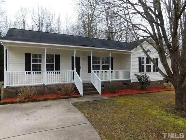 1441 Smokey Mountain Drive, Zebulon, NC 27597 (#2366003) :: Sara Kate Homes