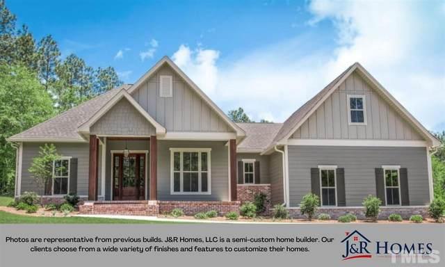 4 Blackstone Road, Sanford, NC 27330 (#2366016) :: Classic Carolina Realty