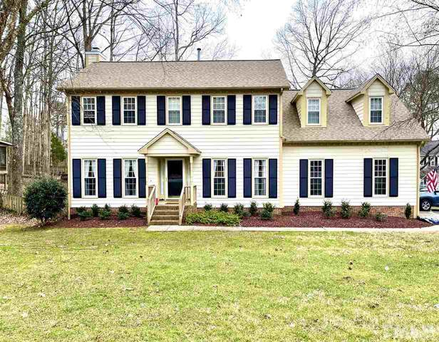 101 S Becket Street, Cary, NC 27513 (#2366027) :: Real Properties