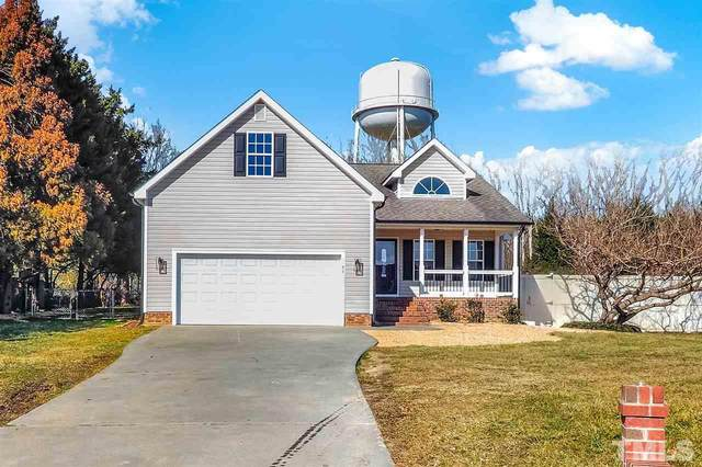 35 Wood Pond Circle, Youngsville, NC 27596 (#2366081) :: Sara Kate Homes