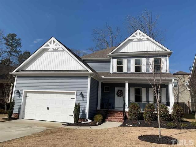 533 Culmore Drive, Fuquay Varina, NC 27526 (#2366091) :: Classic Carolina Realty