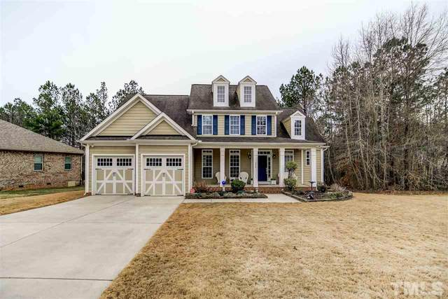 435 Long View Drive, Franklinton, NC 27525 (#2366189) :: Sara Kate Homes