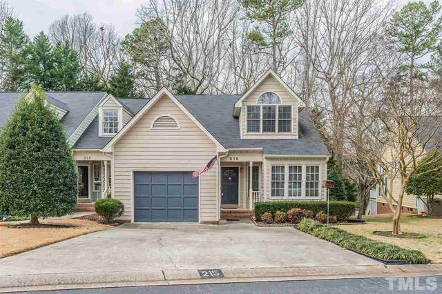 215 Hillstone Drive, Raleigh, NC 27615 (#2366203) :: Raleigh Cary Realty