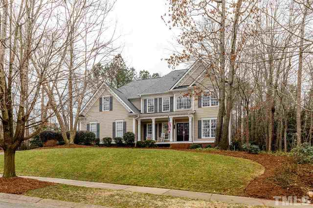 105 Flint Point Lane, Holly Springs, NC 27540 (#2366209) :: The Rodney Carroll Team with Hometowne Realty