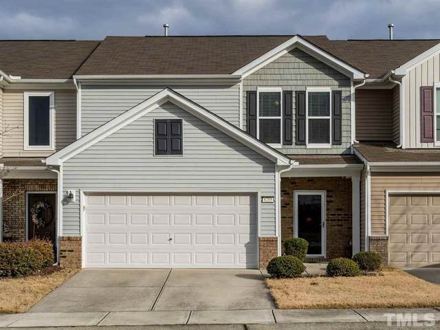 8205 Amador Way, Raleigh, NC 27616 (#2366226) :: Choice Residential Real Estate