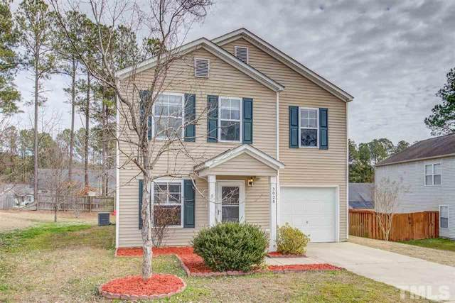 3028 Van Dorn Road, Knightdale, NC 27545 (#2366261) :: Real Properties