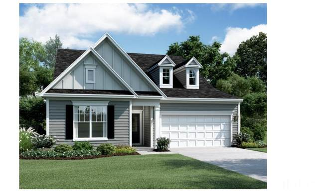 154 Durie Way, Garner, NC 27529 (#2366294) :: M&J Realty Group