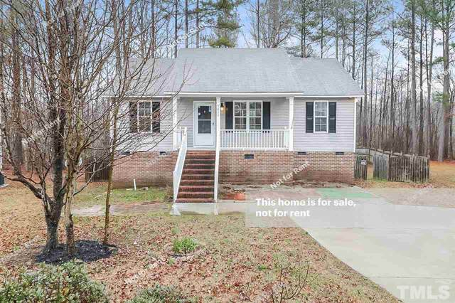 5820 Seward Drive, Knightdale, NC 27545 (MLS #2366316) :: The Oceanaire Realty