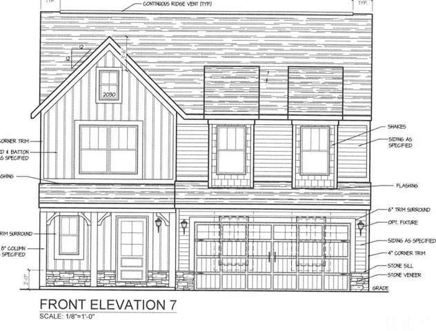 631 Black Angus Drive, Haw River, NC 27258 (#2366333) :: Real Properties