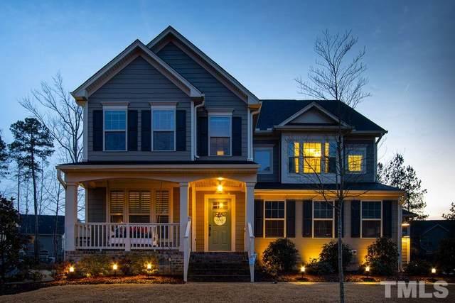 3617 Regent Pines Drive, New Hill, NC 27562 (#2366345) :: Classic Carolina Realty