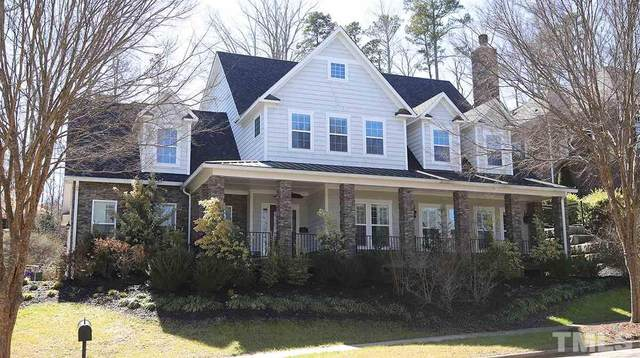 706 Meadowmont Lane, Chapel Hill, NC 27517 (MLS #2366386) :: The Oceanaire Realty