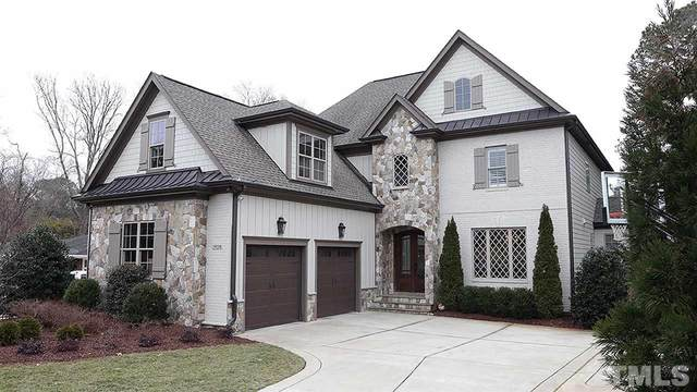 1928 Ridge Road, Raleigh, NC 27607 (#2366392) :: Real Properties