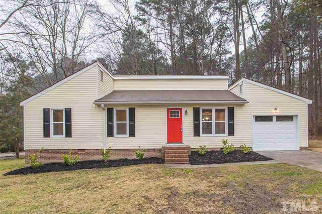 2600 Brantley Drive, Apex, NC 27539 (#2366406) :: The Rodney Carroll Team with Hometowne Realty