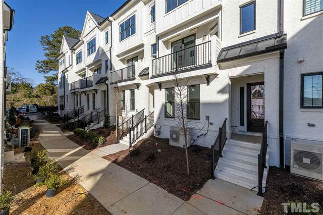1611 Draper View Loop #103, Raleigh, NC 27608 (#2366418) :: The Rodney Carroll Team with Hometowne Realty