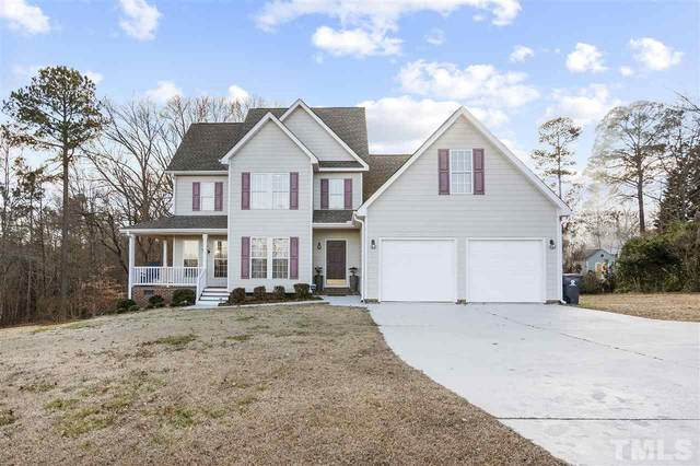 1201 Southern Trace Trail, Garner, NC 27529 (#2366424) :: RE/MAX Real Estate Service