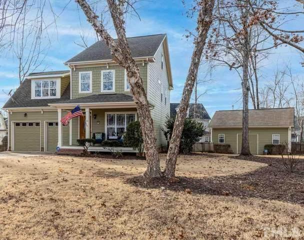 112 Acorn Ridge Lane, Holly Springs, NC 27540 (#2366432) :: Sara Kate Homes