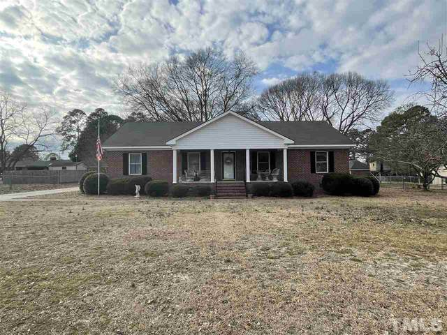 1813 Middleton Road, Goldsboro, NC 27530 (#2366451) :: Rachel Kendall Team