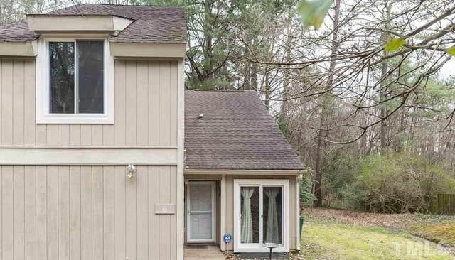 4101 Five Oaks Drive #8, Durham, NC 27707 (#2366452) :: Sara Kate Homes