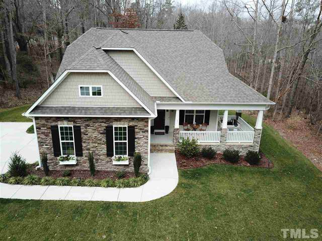 31 Valley View Lane, Pittsboro, NC 27312 (#2366459) :: Raleigh Cary Realty