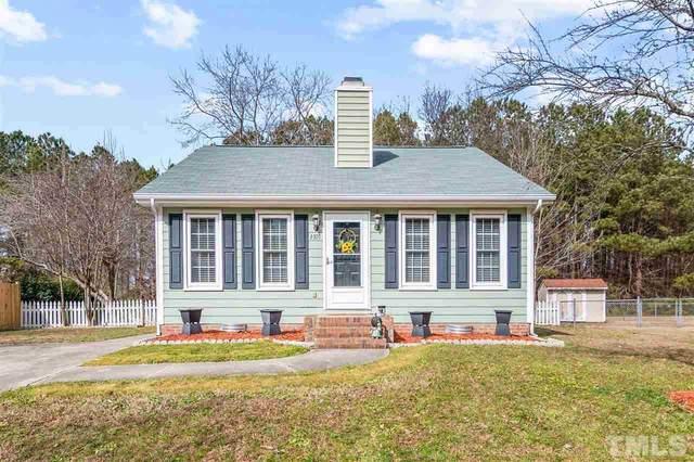 3701 Castlegate Drive, Raleigh, NC 27616 (#2366468) :: Sara Kate Homes