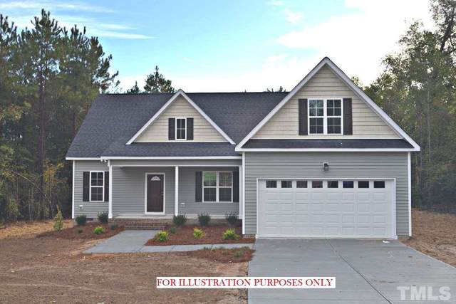 83 Timber Creek Lane, Middlesex, NC 27557 (#2366512) :: Saye Triangle Realty