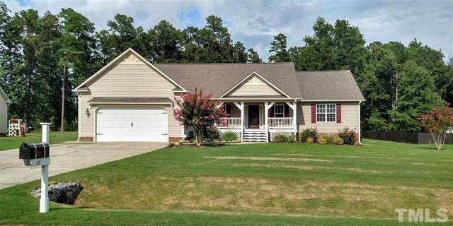 23 Triton Court, Clayton, NC 27520 (#2366537) :: Raleigh Cary Realty