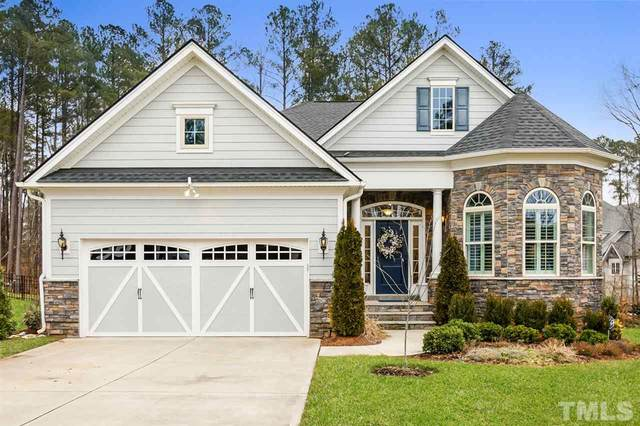 1744 Hasentree Villa Lane, Wake Forest, NC 27587 (#2366562) :: Sara Kate Homes