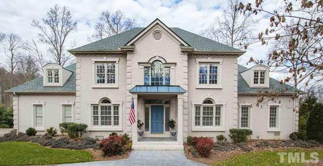 11108 Governors Drive, Chapel Hill, NC 27517 (#2366606) :: Real Properties