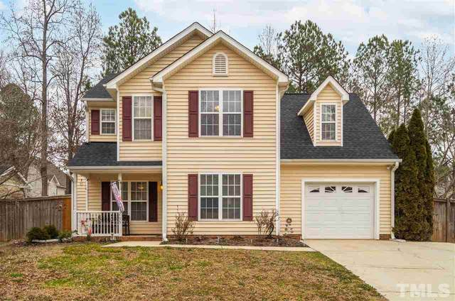 205 Fair Glen Road, Holly Springs, NC 27540 (#2366608) :: Raleigh Cary Realty