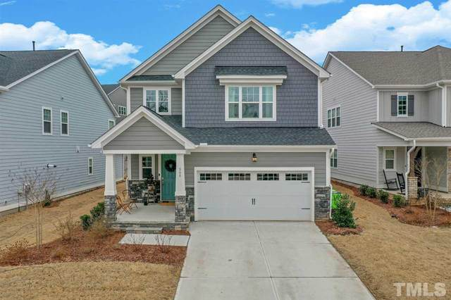 308 Golf Vista Trail, Holly Springs, NC 27540 (MLS #2366626) :: On Point Realty