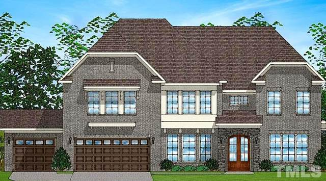 8112 Curina Lane Lot 555, Wake Forest, NC 27587 (#2366649) :: Sara Kate Homes