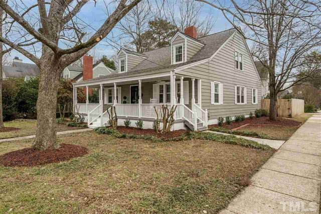 100 E Whitaker Mill Road, Raleigh, NC 27608 (#2366658) :: Choice Residential Real Estate