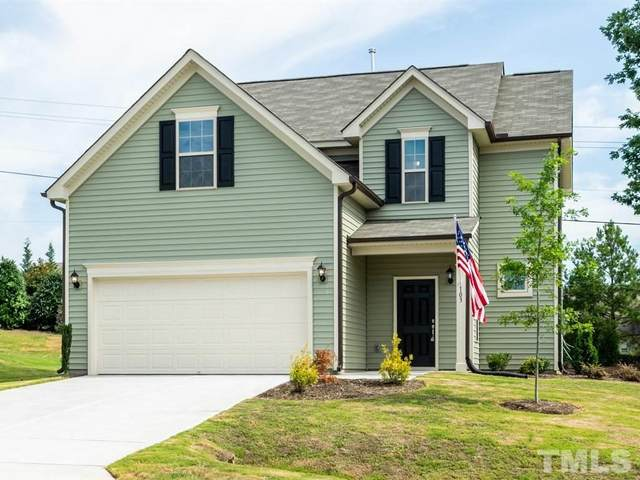 185 Misty Grove Trail 27 WSP, Franklinton, NC 27525 (#2366673) :: Choice Residential Real Estate