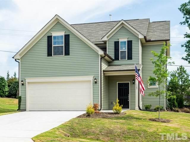 185 Misty Grove Trail 27 WSP, Franklinton, NC 27525 (#2366673) :: Masha Halpern Boutique Real Estate Group