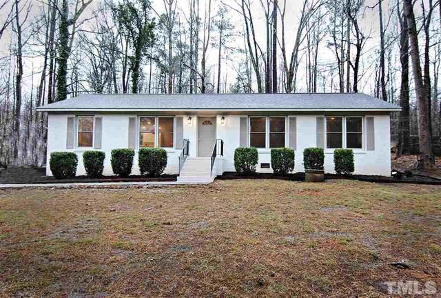 1503 Oak Forest Drive, Hillsborough, NC 27278 (#2366693) :: Real Estate By Design