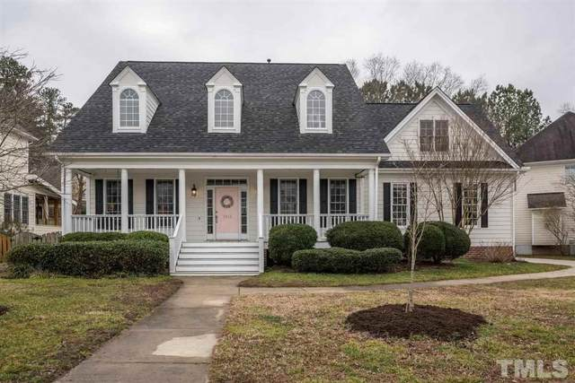 2413 Bristers Spring Way, Apex, NC 27523 (#2366698) :: Choice Residential Real Estate