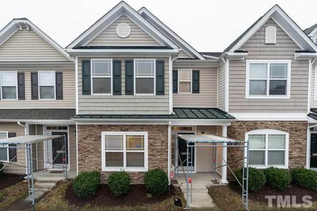 705 Keystone Park Drive #38, Morrisville, NC 27560 (#2366731) :: Real Properties
