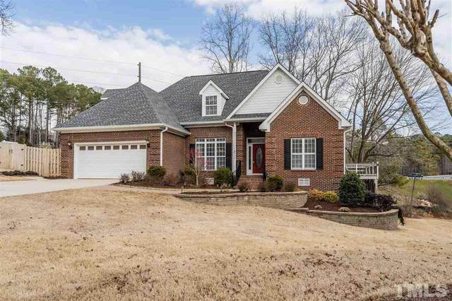 135 Lake Point Drive, Clayton, NC 27527 (#2366733) :: Classic Carolina Realty