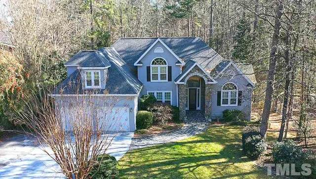 205 Chesley Lane, Chapel Hill, NC 27514 (#2366740) :: Choice Residential Real Estate