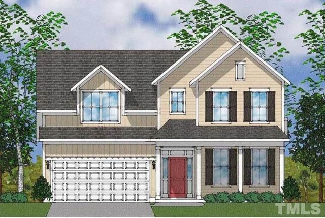 21 N Summerhill Ridge, Clayton, NC 27520 (#2366742) :: Real Properties