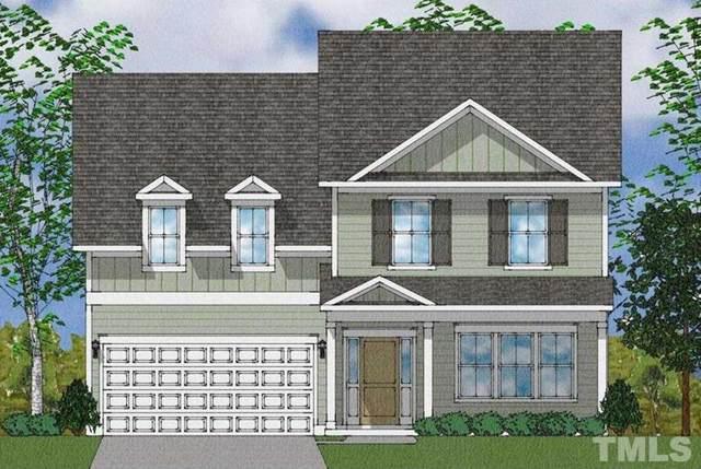 31 N Summerhill Ridge, Clayton, NC 27520 (#2366773) :: Real Properties