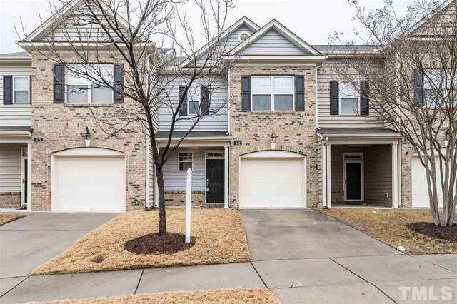 541 Panorama Park Place, Cary, NC 27519 (#2366874) :: Real Properties