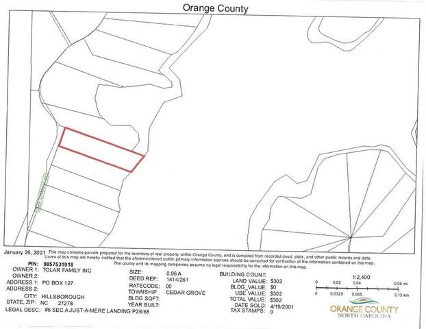 Lake Orange Road, Hillsborough, NC 27278 (#2366891) :: Steve Gunter Team