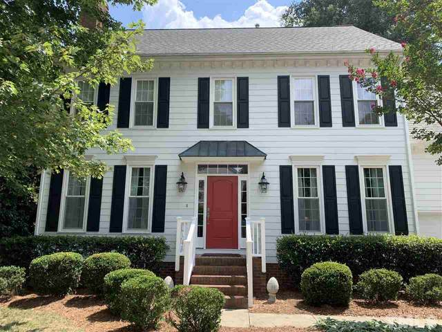 300 Palace Green, Cary, NC 27518 (#2366925) :: Sara Kate Homes