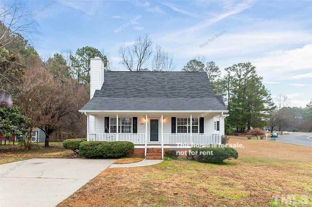 2100 Stadium Drive, Durham, NC 27705 (#2366928) :: The Rodney Carroll Team with Hometowne Realty