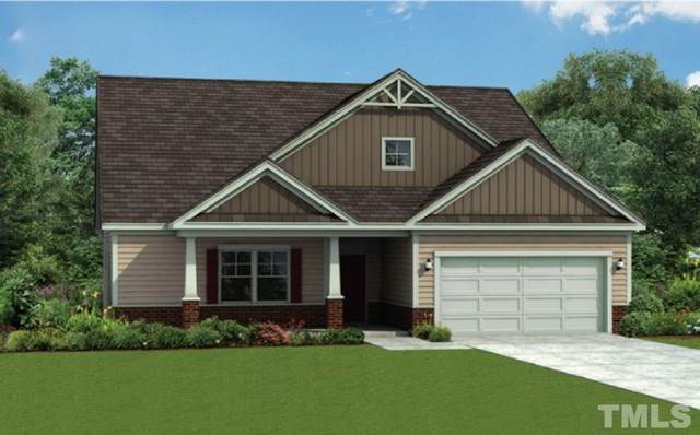 69 Middle Creek Lane, Willow Spring(s), NC 27592 (#2366962) :: Real Properties